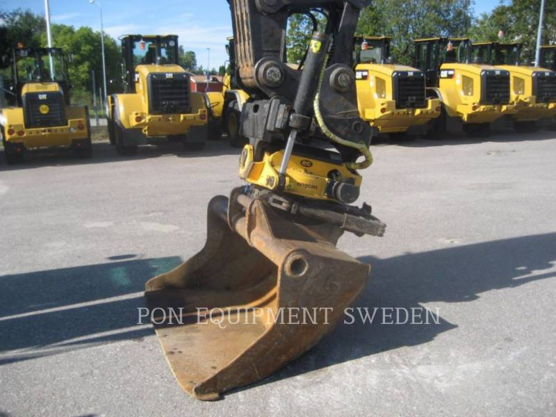 VOLVO CONSTRUCTION EQUIP BRASIL TRACK EXCAVATORS EC240 CNL equipment  photo 8
