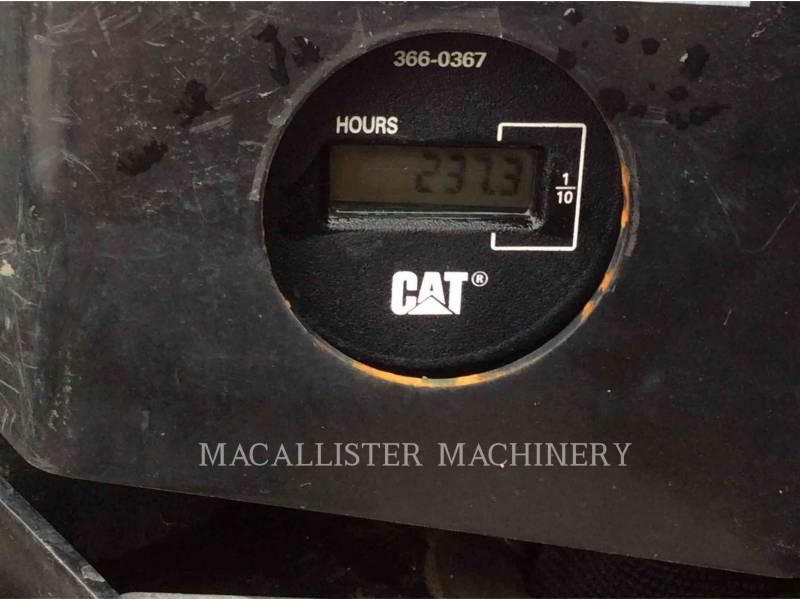 CATERPILLAR KETTEN-HYDRAULIKBAGGER 305.5E equipment  photo 6