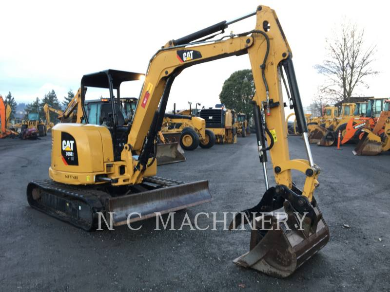 CATERPILLAR TRACK EXCAVATORS 305E2 CRCN equipment  photo 7