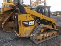 CATERPILLAR CHARGEURS COMPACTS RIGIDES 299D AC equipment  photo 4