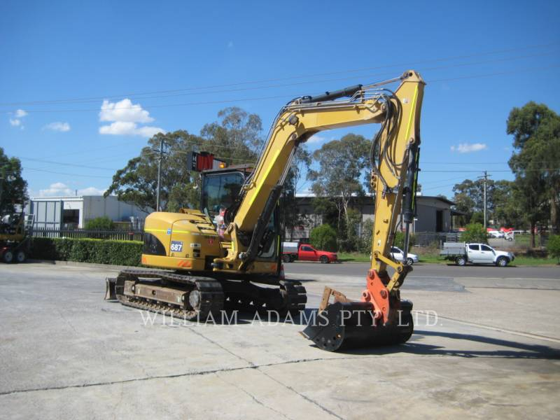 CATERPILLAR KETTEN-HYDRAULIKBAGGER 308DCRSB equipment  photo 6