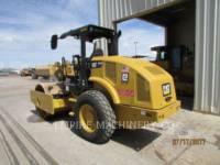 CATERPILLAR TRILLENDE ENKELE TROMMEL GLAD CS44B equipment  photo 2