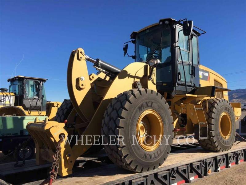 Caterpillar ÎNCĂRCĂTOARE PE ROŢI/PORTSCULE INTEGRATE 930M QC 3V equipment  photo 1
