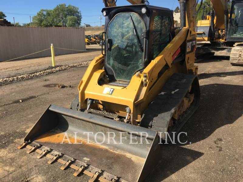 CATERPILLAR SKID STEER LOADERS 279D equipment  photo 2