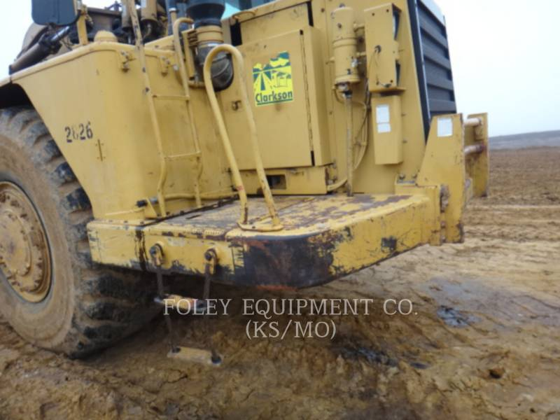 CATERPILLAR WHEEL TRACTOR SCRAPERS 631EII equipment  photo 6