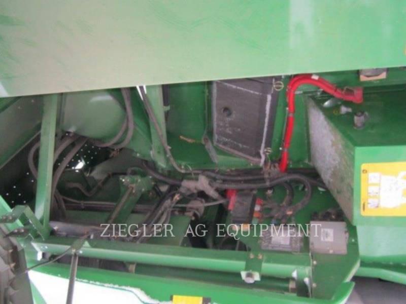 DEERE & CO. COMBINES 9870STS equipment  photo 7