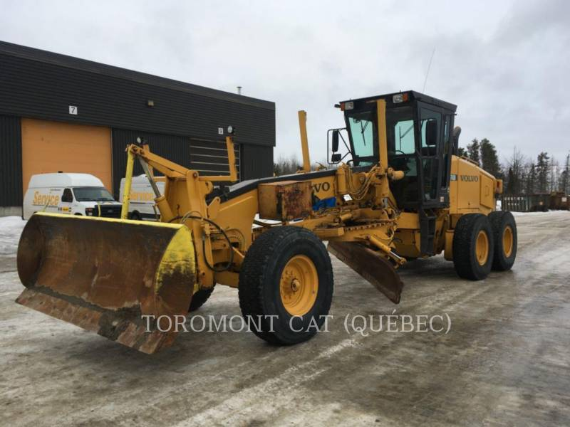 VOLVO MOTONIVELADORAS G740B equipment  photo 1