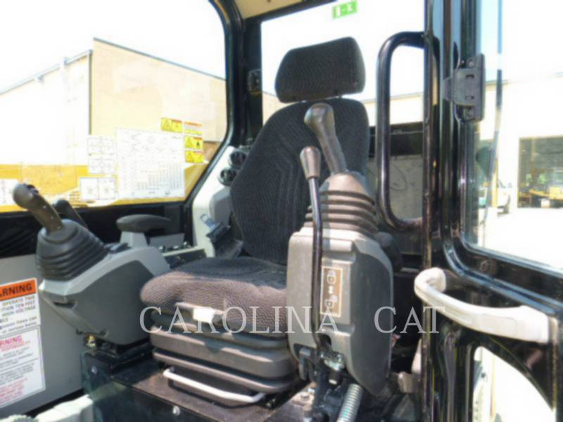 CATERPILLAR TRACK EXCAVATORS 308E2CR TH equipment  photo 7