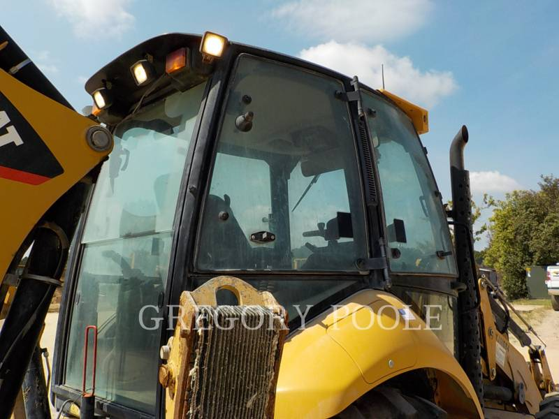 CATERPILLAR CHARGEUSES-PELLETEUSES 420F equipment  photo 10