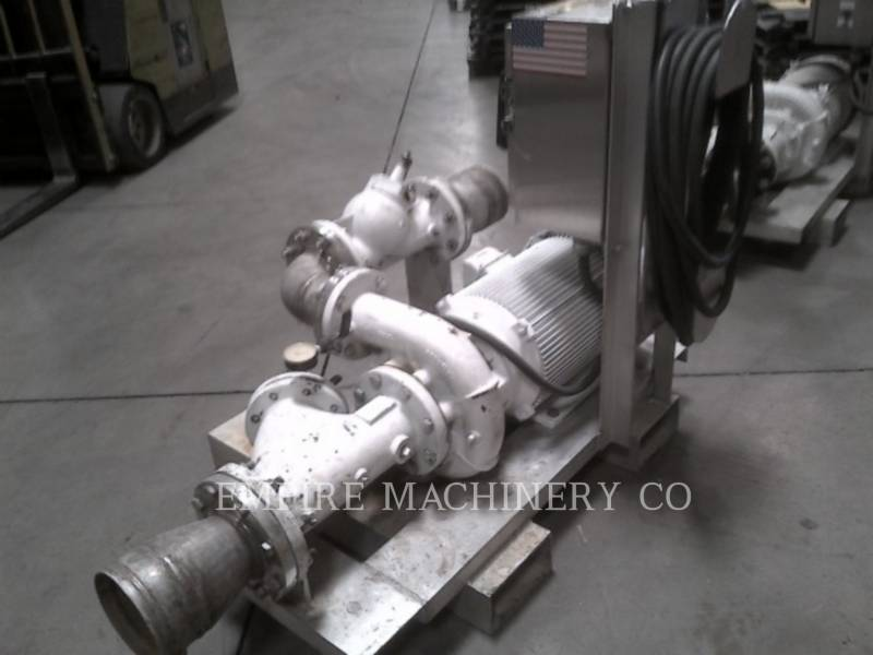 MISC - ENG DIVISION HVAC: HEATING, VENTILATION, AND AIR CONDITIONING PUMP 25HP equipment  photo 3