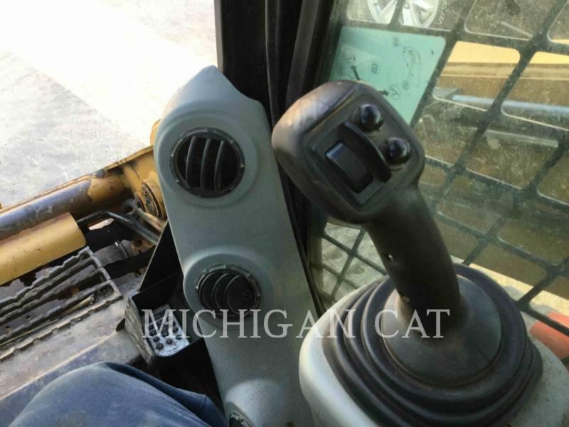 CATERPILLAR CARGADORES MULTITERRENO 289C equipment  photo 13
