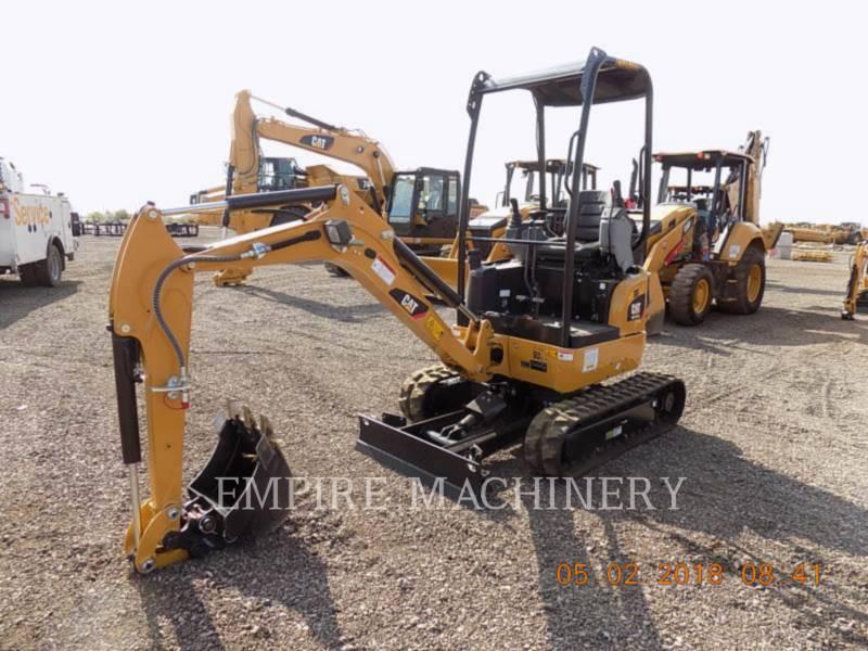 CATERPILLAR TRACK EXCAVATORS 301.7DCR equipment  photo 4
