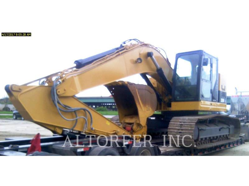 CATERPILLAR TRACK EXCAVATORS 328DL CR equipment  photo 1