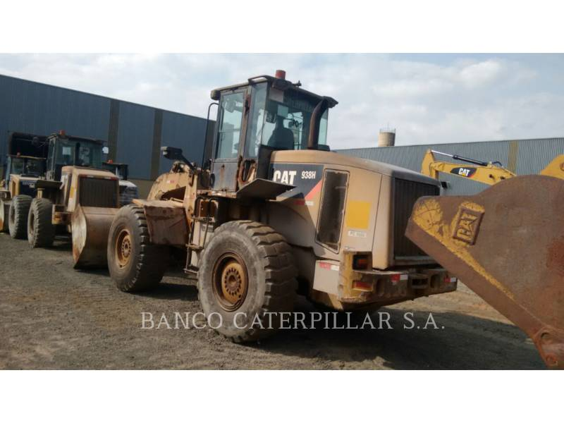 Caterpillar ÎNCĂRCĂTOARE PE ROŢI/PORTSCULE INTEGRATE 938H equipment  photo 4