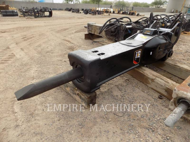 CATERPILLAR  HAMMER H160ES equipment  photo 2