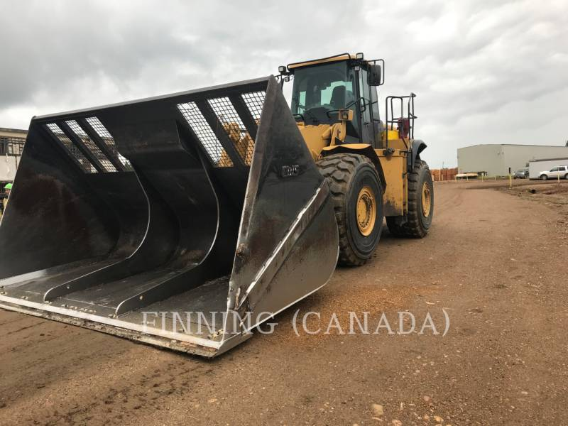CATERPILLAR WHEEL LOADERS/INTEGRATED TOOLCARRIERS 980H equipment  photo 2