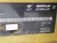 CATERPILLAR TRACTEURS SUR CHAINES D6N LGP equipment  photo 6