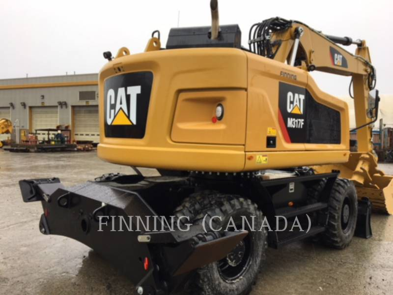 CATERPILLAR EXCAVADORAS DE RUEDAS M317F equipment  photo 4