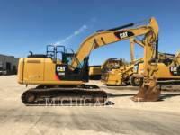 CATERPILLAR KETTEN-HYDRAULIKBAGGER 320EL PQ equipment  photo 13
