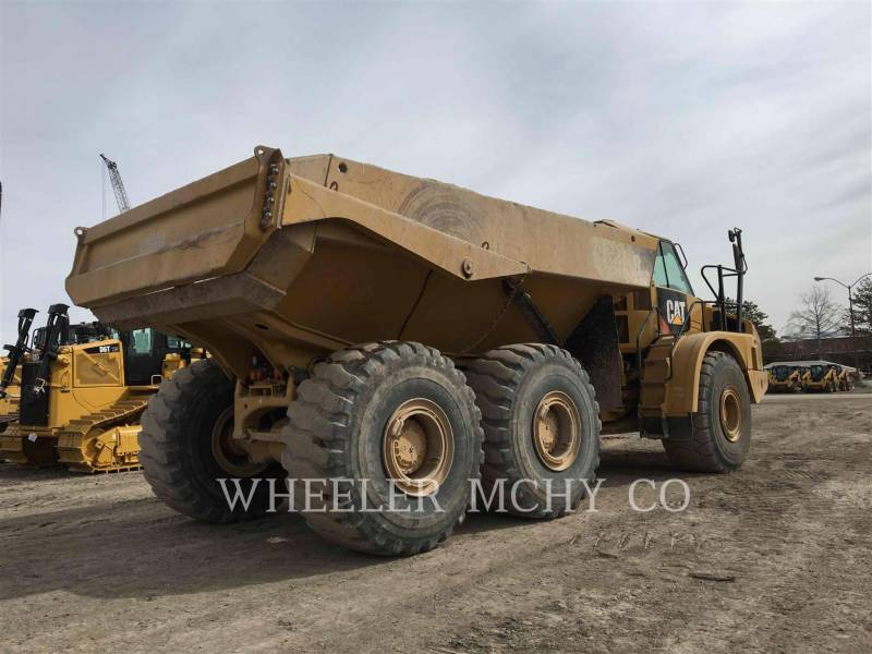 Caterpillar CAMIOANE ARTICULATE 740B TG equipment  photo 7