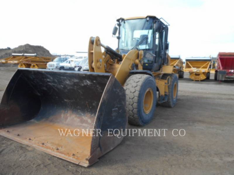 CATERPILLAR CARGADORES DE RUEDAS 924K FC equipment  photo 1