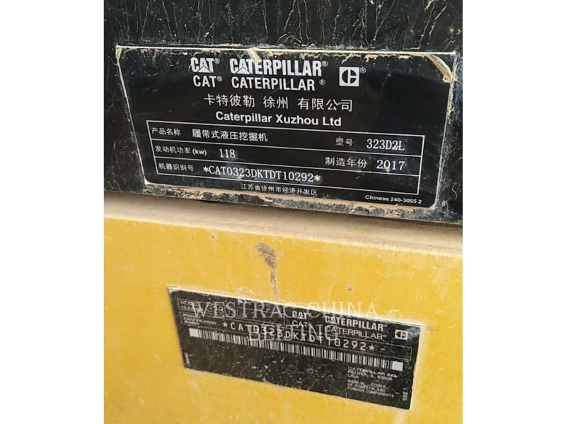 CATERPILLAR TRACK EXCAVATORS 323D2L equipment  photo 2