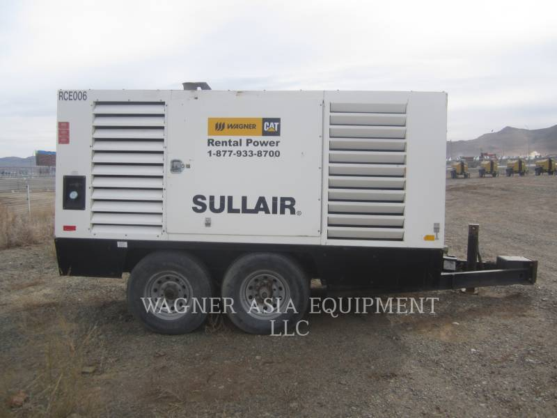 SULLAIR COMPRESOR DE AIRE 750HH equipment  photo 5