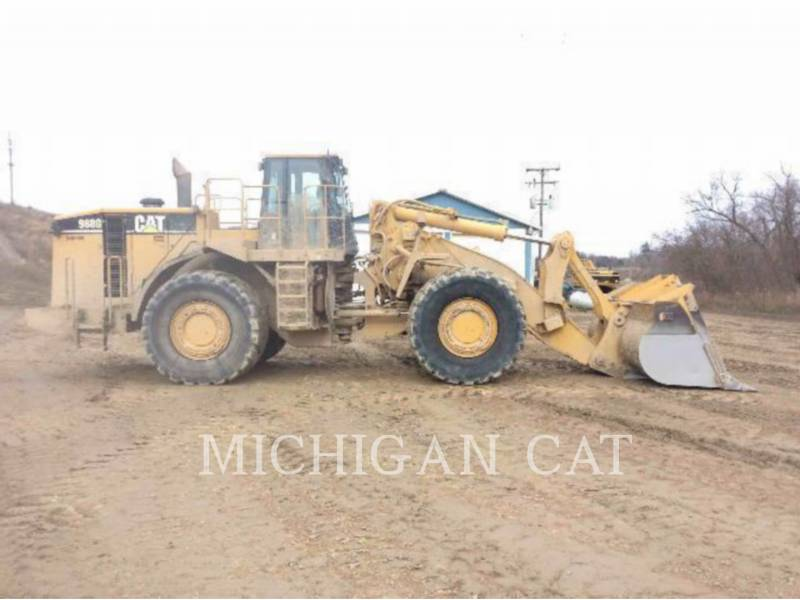 CATERPILLAR WHEEL LOADERS/INTEGRATED TOOLCARRIERS 988G equipment  photo 21