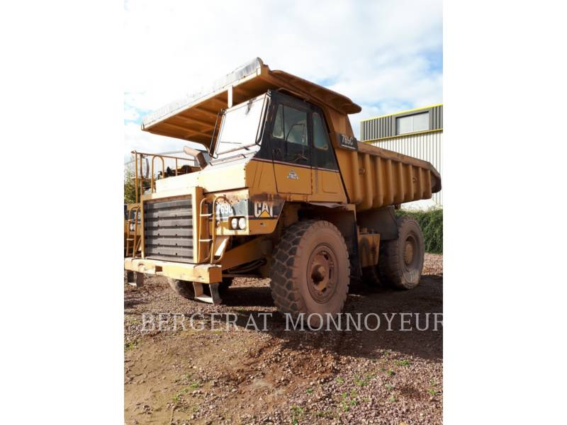CATERPILLAR OFF HIGHWAY TRUCKS 769C equipment  photo 1