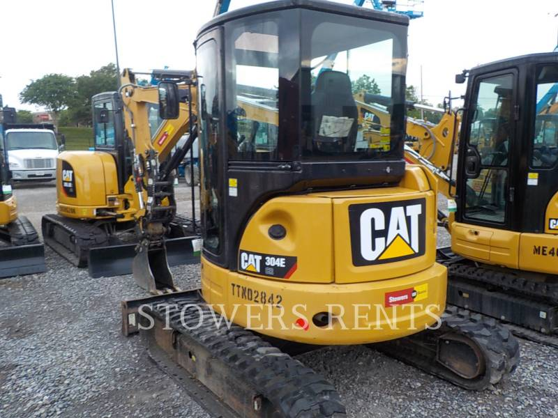 CATERPILLAR EXCAVADORAS DE CADENAS 304E CAB equipment  photo 2