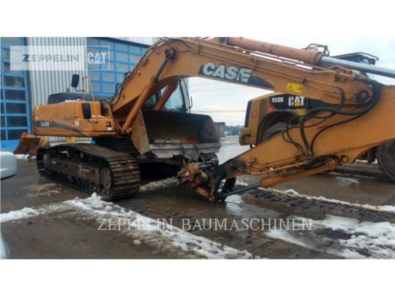 CASE トラック油圧ショベル CX290 equipment  photo 1