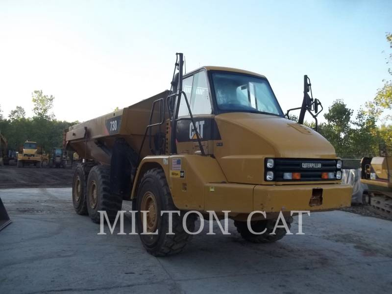 Caterpillar CAMIOANE ARTICULATE 730 equipment  photo 2