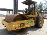 Equipment photo CATERPILLAR CS-533E 振动单碾轮平滑设备 1