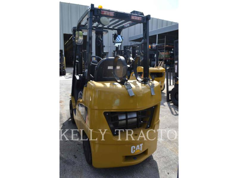 CATERPILLAR LIFT TRUCKS ELEVATOARE CU FURCĂ C5000 equipment  photo 4