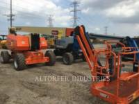 JLG MATERIAL HANDLING DIV. LEVANTAMIENTO - PLUMA 800AJ equipment  photo 3