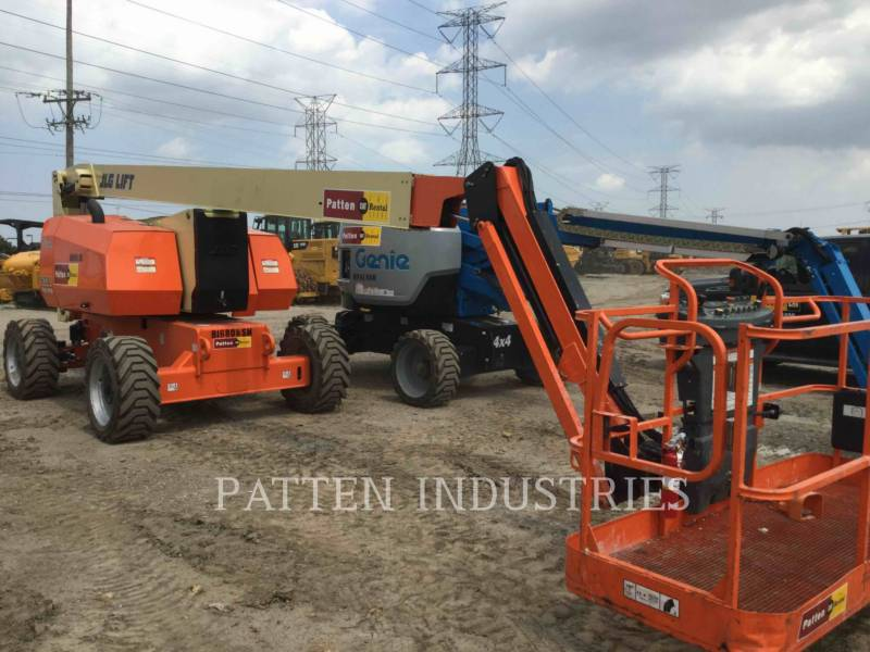 JLG MATERIAL HANDLING DIV. LIFT - BOOM 800AJ equipment  photo 3