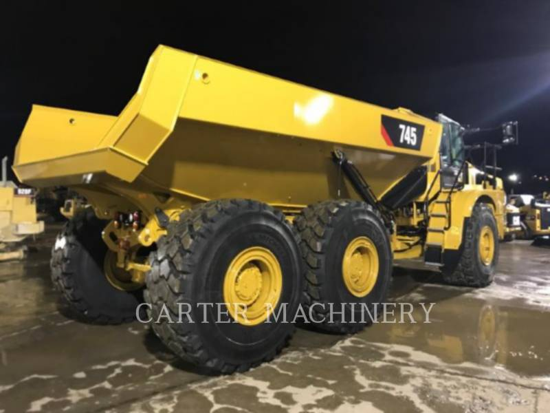 CATERPILLAR ARTICULATED TRUCKS 745-04 equipment  photo 3