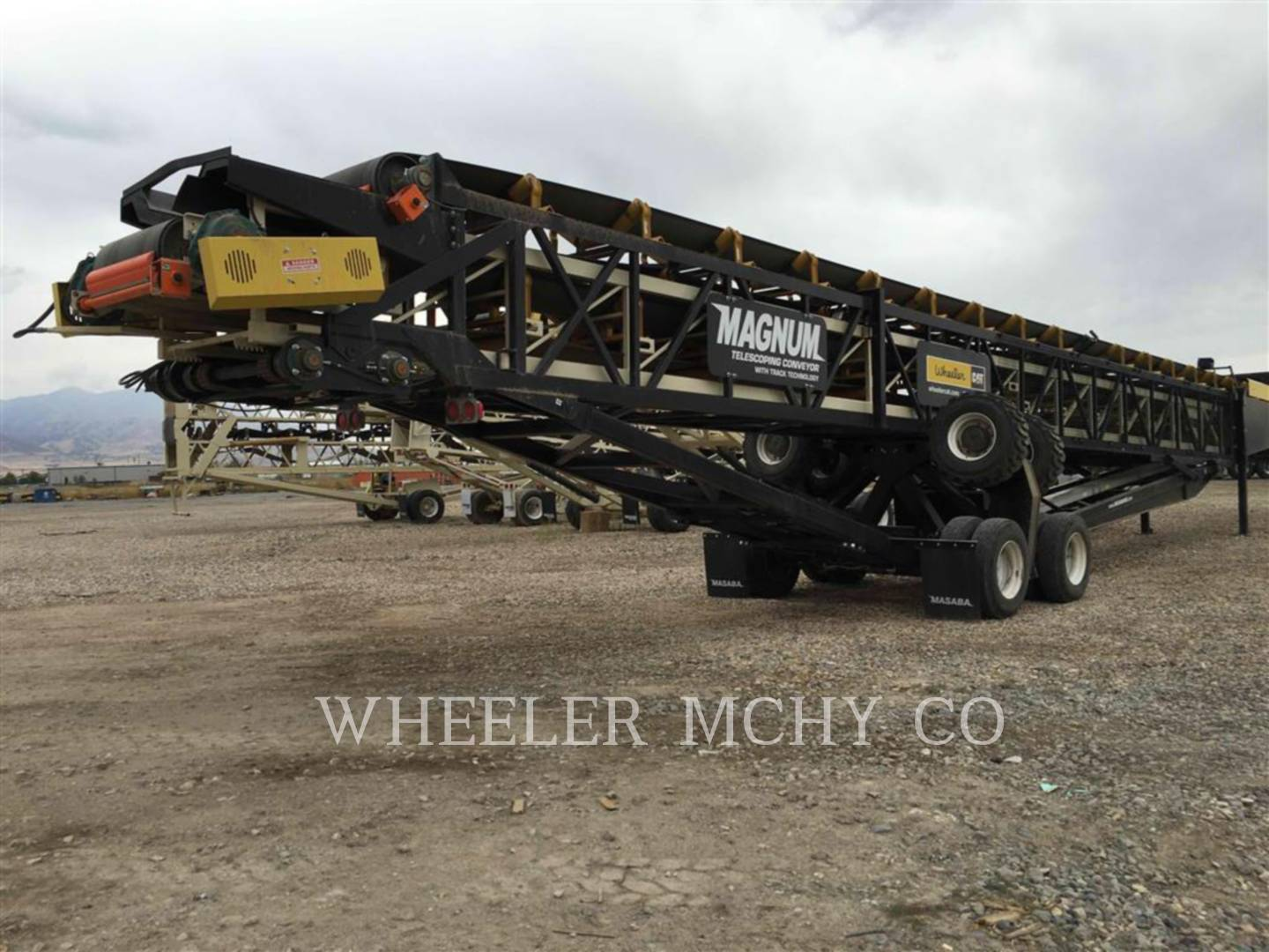 Detail photo of 2016 Masaba STK 36X140 from Construction Equipment Guide