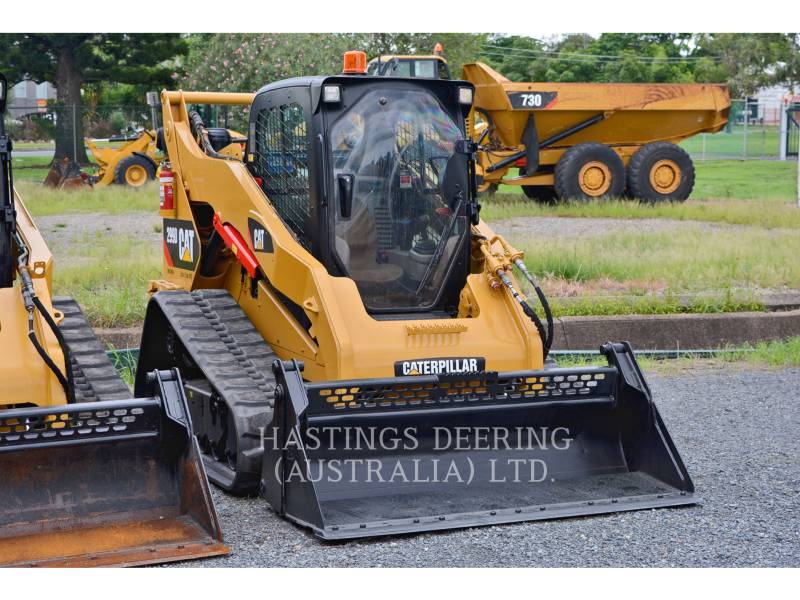 CATERPILLAR MULTI TERRAIN LOADERS 299D equipment  photo 3