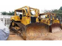 Equipment photo CATERPILLAR D7RIIXR TRACK TYPE TRACTORS 1
