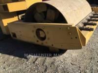 CATERPILLAR EINZELVIBRATIONSWALZE, GLATTBANDAGE CS-433B equipment  photo 12