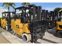 CATERPILLAR LIFT TRUCKS FORKLIFTS GC55K equipment  photo 1