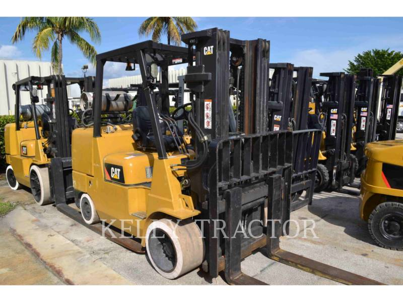 CATERPILLAR LIFT TRUCKS MONTACARGAS GC55K equipment  photo 1