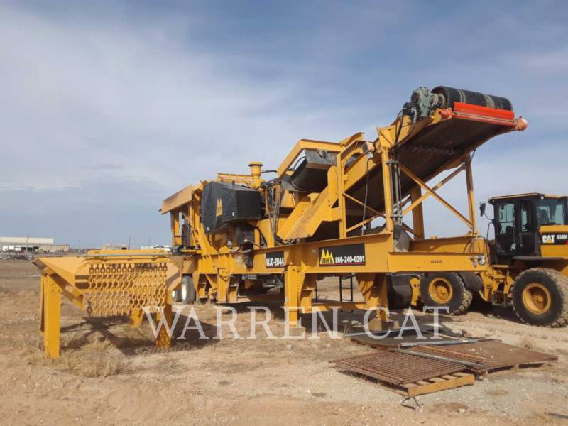 IROCK CRUSHERS HERRAMIENTA DE TRABAJO - TRITURADORA WJC-2844 equipment  photo 1