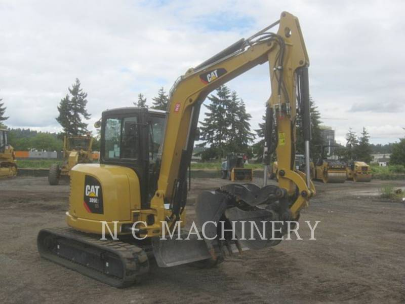 CATERPILLAR KOPARKI GĄSIENICOWE 305E2 CRCB equipment  photo 2
