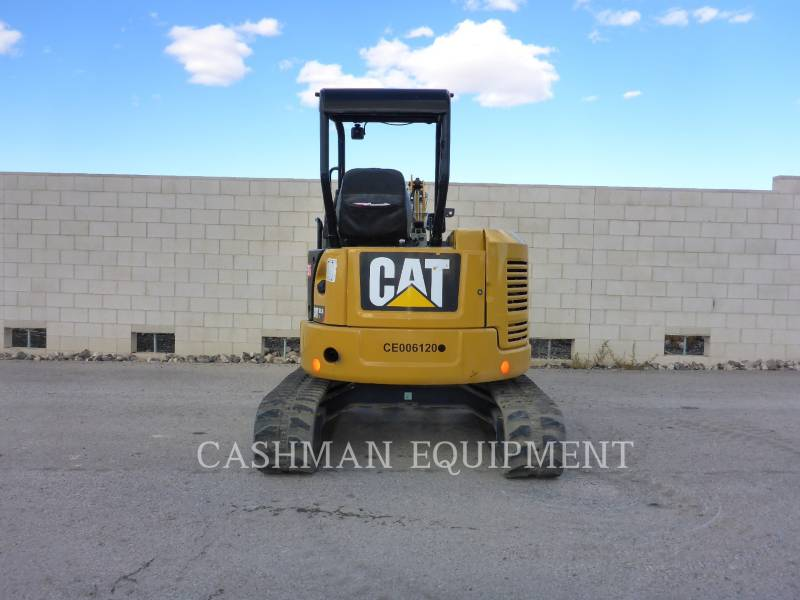 CATERPILLAR TRACK EXCAVATORS 303.5E2 equipment  photo 6
