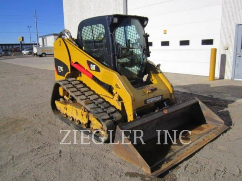 CATERPILLAR MULTI TERRAIN LOADERS 279C equipment  photo 2
