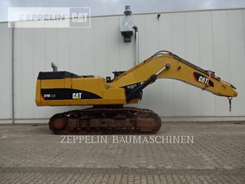 CATERPILLAR TRACK EXCAVATORS 374DL equipment  photo 6