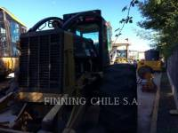 CATERPILLAR FORESTRY - SKIDDER 545C equipment  photo 6