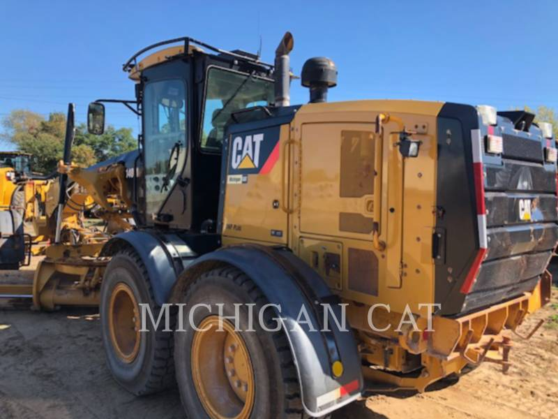 CATERPILLAR MOTORGRADER 140M2 equipment  photo 8